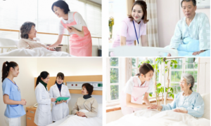 việc làm điều dưỡng Nhật