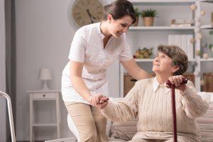 việc làm chăm sóc người cao tuổi