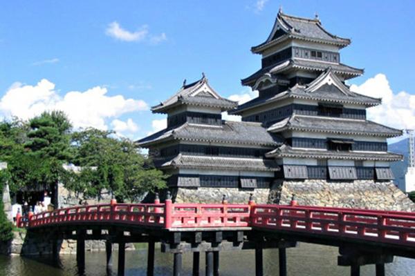 Cung điện hoàng gia East Gardens - Tokyo